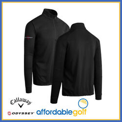Callaway Odyssey Golf Waffle Mens Pullover Jumper Golf Thermal Top
