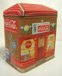 Coca Cola Promo Tin + Magnets Vtg Advertising Items Junk Drawer Collectibles