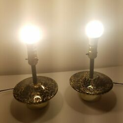 Mid Century Modern Atomic Space Age Lamps Vintage 1950's/60's Lighting
