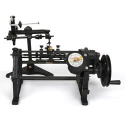 Manual Coil Winder Hand-operated Winding Machine Pointer Counting 0-2499 Nz-2