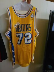 Ecko Ucla Rare Bruins Embroidered Sewn Number Los Angeles 72 Men's Jersey Xl