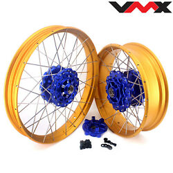 Vmx 3.019/4.2517 Tubeless Wheels Rims Set For Africa Twin Crf1000l 2016-2020