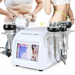 Ultrasonic Body Slimming 40khz Massager Fat Burner Weight Loss Anti-cellulite