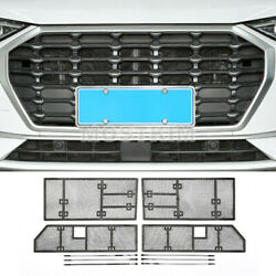 Front Grille Insert Mesh Insect Mesh Screen Fit For Audi Q3 2019-2021