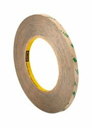 F9473pc - Vhb Adhesive Transfer Tape Clear - 1/2 In X 60 Yd - Pack Of 18