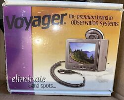 Voyager Wireless Observation System 5.6 Wireless Lcd Monitor