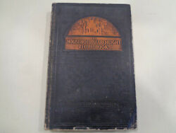 Household Searchlight Recipe Book 1938 Vintage Cookbook W/ Tabs