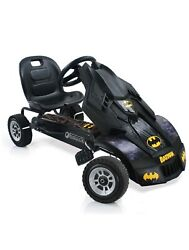 Kids Ride On Toy Batman Batmobile Pedal Go Kart Holds Up To 120 Lbs A A2