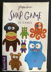 Snap Card Game, Paperchase, Monsterz, Matching, Children's, Learning, Monsters
