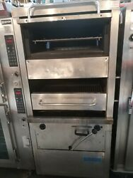 Used Franklin Chef Commercial Upright Broiler