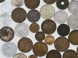 3 Lbs Foreign Coins Better Condition Asst Date Countries 3lbs Foreign Coins16815