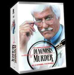 Diagnosis Murder The Complete Series