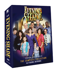 Evening Shade-the Complete Collection Starring Burt Reynolds