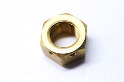 New Outboard Jets/specialty Mfg Co Driveshaft Nut Nos