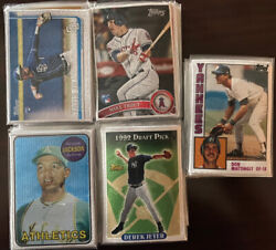 2021 Topps Series 1 Iconic Patch Relic Complete Set 50 Patches Trout Jeter Tatis