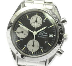 Omega Speedmaster Date 3511.50 Chronograph Black Dial Automatic Menand039s_595428