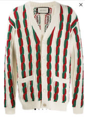 Web Knit Cardigan Jacket -with Tags- Rrp3500 Aud