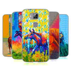 Official Marion Rose Horse Soft Gel Case For Huawei Phones 2
