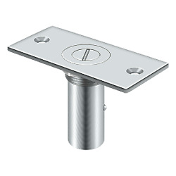 Deltana Spdp35su26 3-1/2 Height Dust Proof Strike With Safety Lock Chrome