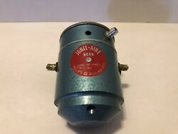 Vintage Jubil-aire Pump For Air Horn Made In France Pump Only Tested Working