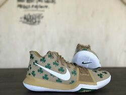 Nike Kyrie 3 Luck Limited Tv Pe New Size 11.5