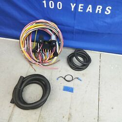 1973 - 1979 Ford Truck 78 - 1979 Bronco Wire Harness Fuse Block Upgrade Kit