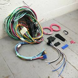 1967 - 1968 Mustang Wire Harness Upgrade Kit Fits Painless Update Terminal Fuse