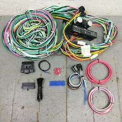 1980 - 1986 Ford Truck Pickup F - 150 Wire Harness Upgrade Kit Fits Painless Kic
