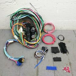 1967 - 1969 Camaro Wire Harness Upgrade Kit Fits Painless Compact Terminal Fuse