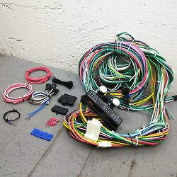 1964 - 1967 Gmc A - Body Wire Harness Upgrade Kit Fits Painless Circuit Terminal
