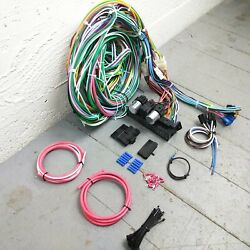 1982 - 1988 E28 Bmw Wire Harness Upgrade Kit Fits Painless Circuit Fuse Terminal