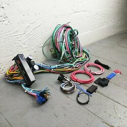 1967 Chevrolet Camaro Wire Harness Upgrade Kit Fits Painless Update Terminal Kic