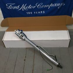 1967 - 1979 Ford Truck Chrome Steering Column Hot Rod Street Rod Shift Automatic