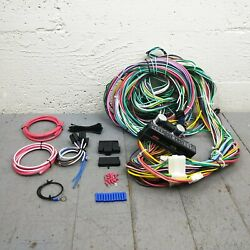 1968 - 88 Oldsmobile Cutlass And Supreme Wire Harness Upgrade Kit Fits Painless