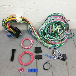 1950 - 1954 Chevy Car Wire Harness Upgrade Kit Fits Painless Compact Fuse Block