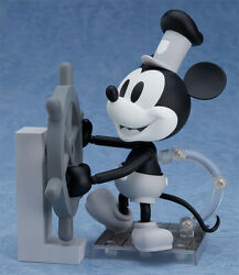 Gsc 1010a Nendoroid Mickey Mouse 1928 Ver. Black And White Pre-order