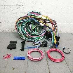 1963 - 1967 Chevrolet Corvette Wire Harness Upgrade Kit Fits Painless New Fuse