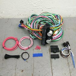 1964 - 1974 Gm A F X Body Wire Harness Upgrade Kit Fits Painless Terminal Kic