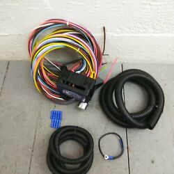 1969 Plymouth Roadrunner Dodge Super Bee 8 Circuit Wire Harness Fits Painless