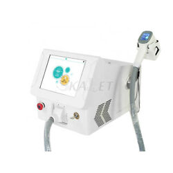 Efficiency Wavelengths 755 808 1064 Painless Diode Laser Hair Removal Machine