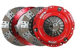 Mcleod 6337807m Rxt Clutch Kit W/aluminum Flywheel For 15-20 Ford Mustang Gt350