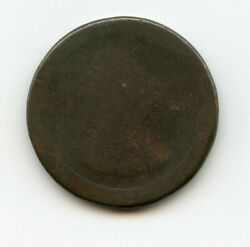 1797 English Copper Giant 2 Pence G-1 Year Only -king George Iii-very Cheap