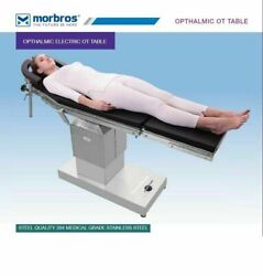 Specially Designed Ophthalmic Table Ot Surgical Table For Different Surgical Use