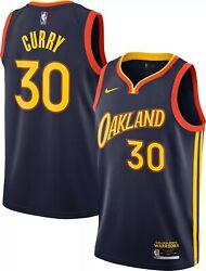 New 2021 Nike Golden State Warriors Stephen Curry City Edition Swingman Jersey