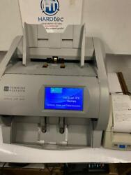 Cummins Jetscan Currency Counter Ifx100 Refurbished With Printer Model I132