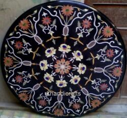 Cottage Handicrafts Round Marble Table Top Luxurious Dining Table Top 48 Inches