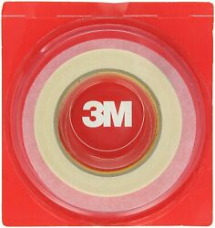 3m Uhmw Film Tape 5421 Transparent, 1 In X 18 Yd 6.7 Mil Pack Of 1