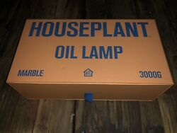 Houseplant Oil Lamp And Pottery Set By Seth Rogan Sold Out Smoke 420 Lighter