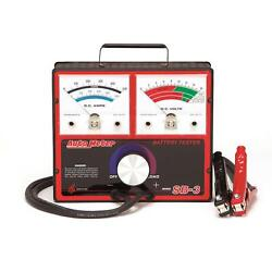 Autometer Sb-3 500 Amp Variable Load Battery/electrical Tester