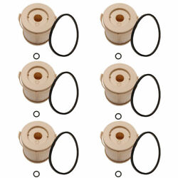 2010pm-or Fuel Filter Element For500 Series Turbine 30 Micron Filtration 6 Packs